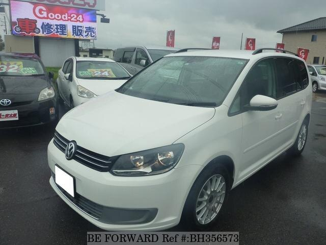 Used 2011 VOLKSWAGEN GOLF TOURAN BH356573 for Sale