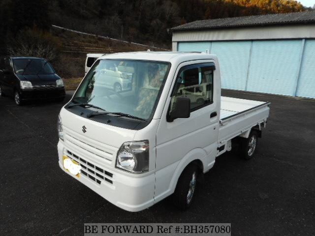 Used 2014 SUZUKI CARRY TRUCK BH357080 for Sale