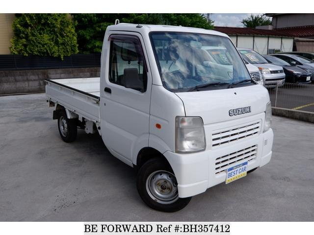 Used 2006 SUZUKI CARRY TRUCK BH357412 for Sale