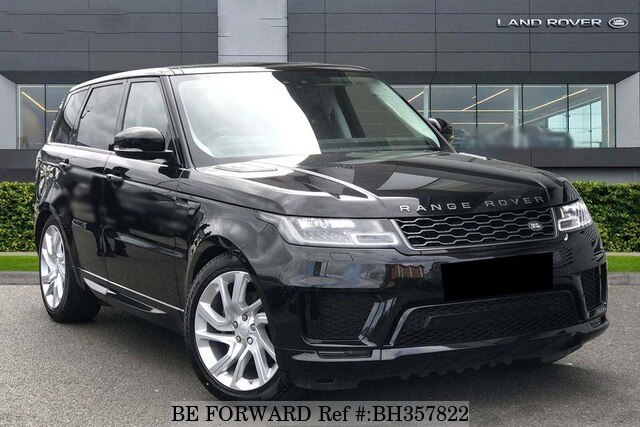 Used 2019 Land Rover Range Rover Sport 3 0 Sdv6 Hse 7 Seats For Sale Bh357822 Be Forward
