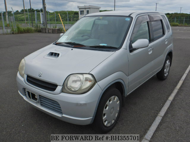Used 2005 SUZUKI KEI BH355701 for Sale