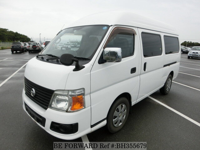 Used 2010 NISSAN CARAVAN VAN BH355679 for Sale