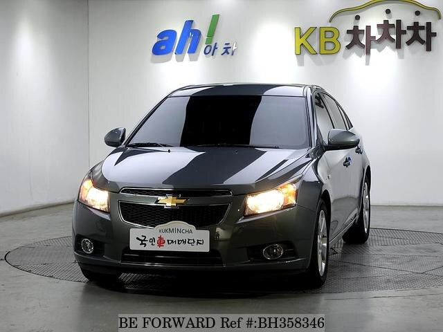 Used 2011 CHEVROLET CRUZE BH358346 for Sale