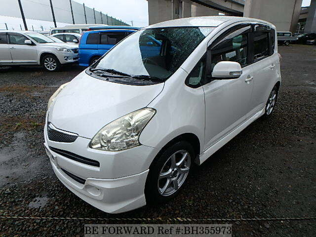 Used 2009 TOYOTA RACTIS BH355973 for Sale