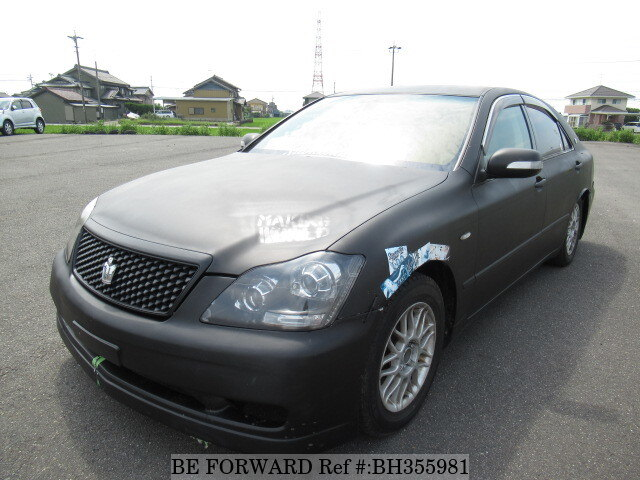 Used 2007 TOYOTA CROWN BH355981 for Sale