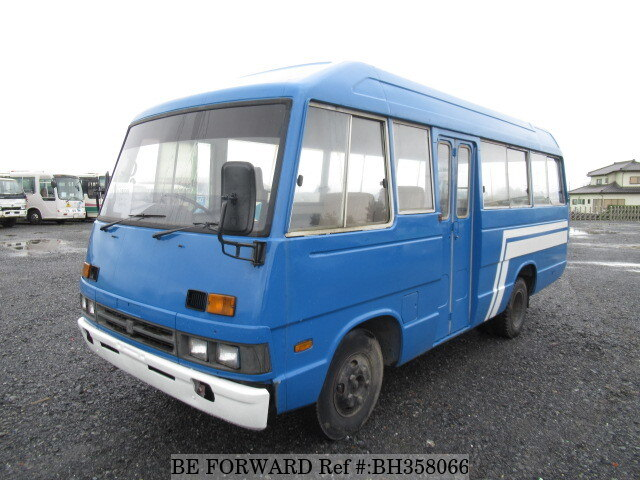 Used 1989 ISUZU JOURNEY BUS BH358066 for Sale
