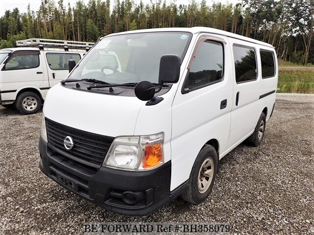 Used 2007 NISSAN CARAVAN VAN BH358079 for Sale