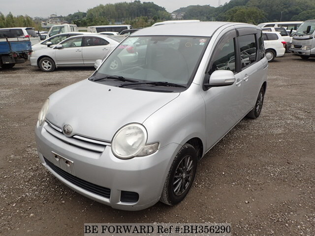 Used 2009 TOYOTA SIENTA BH356290 for Sale