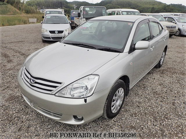 Used 2004 TOYOTA ALLION BH356296 for Sale