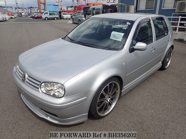 Used 2000 VOLKSWAGEN GOLF BH356202 for Sale