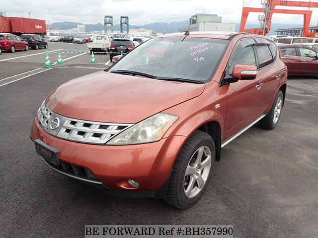Used 2006 NISSAN MURANO BH357990 for Sale