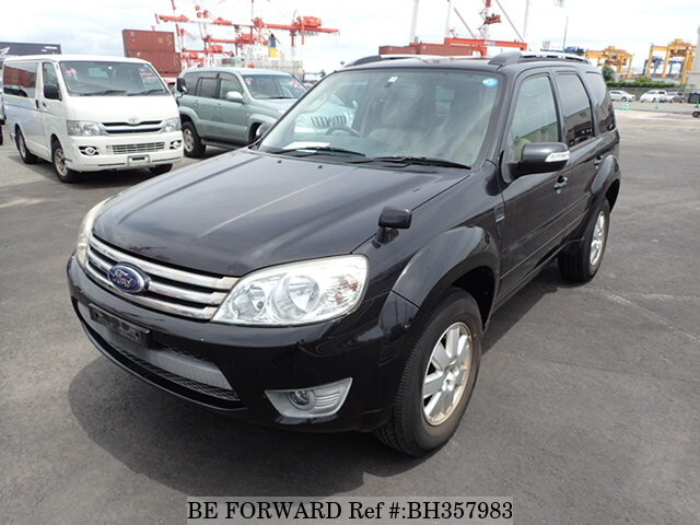 Used 2009 FORD ESCAPE BH357983 for Sale