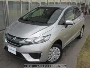 Used 2015 HONDA FIT HYBRID BH359192 for Sale