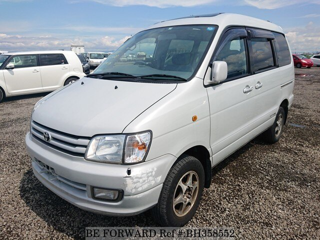 Used 1997 TOYOTA TOWNACE NOAH BH358552 for Sale