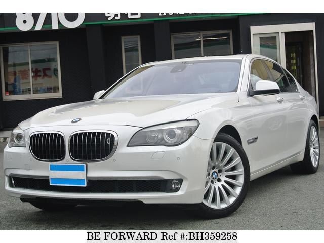 Used 2009 BMW 7 SERIES BH359258 for Sale