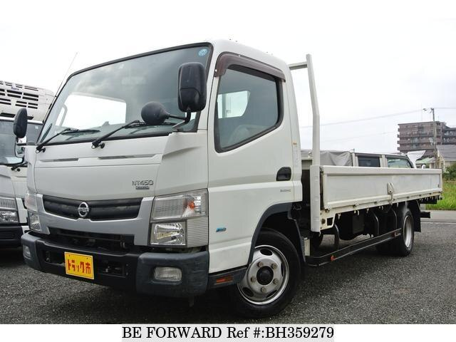 Used 2013 NISSAN NT450 ATLAS BH359279 for Sale