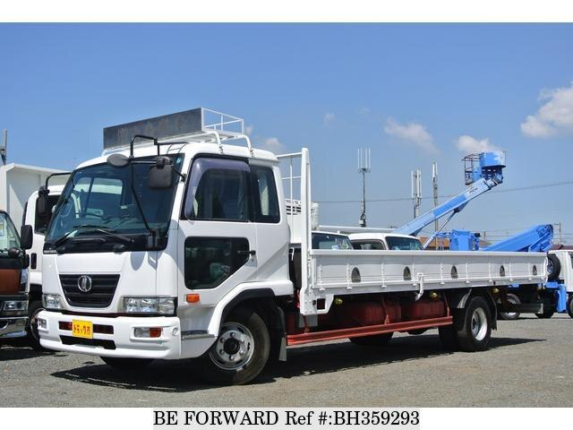 Used 2008 UD TRUCKS CONDOR BH359293 for Sale