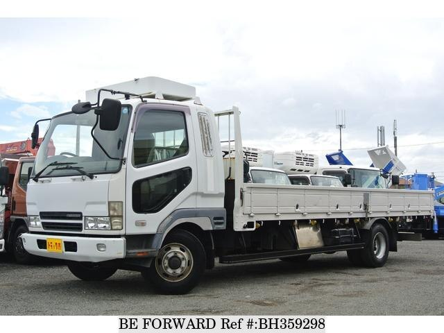 Used 2005 MITSUBISHI FIGHTER BH359298 for Sale