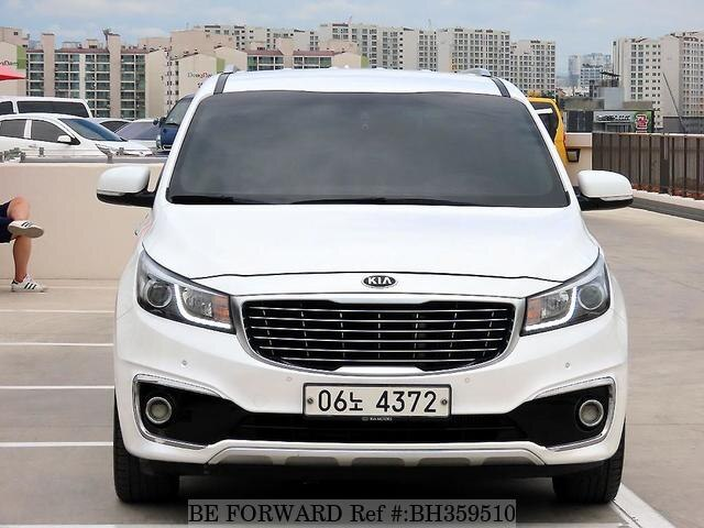 Used 2018 KIA CARNIVAL BH359510 for Sale