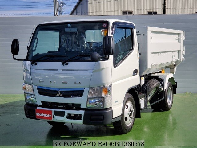 Used 2020 Mitsubishi Fuso Canter 2pg Fbav0 For Sale Bh360578 Be Forward