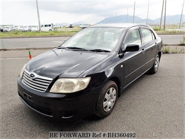 Used 2005 TOYOTA COROLLA SEDAN BH360492 for Sale