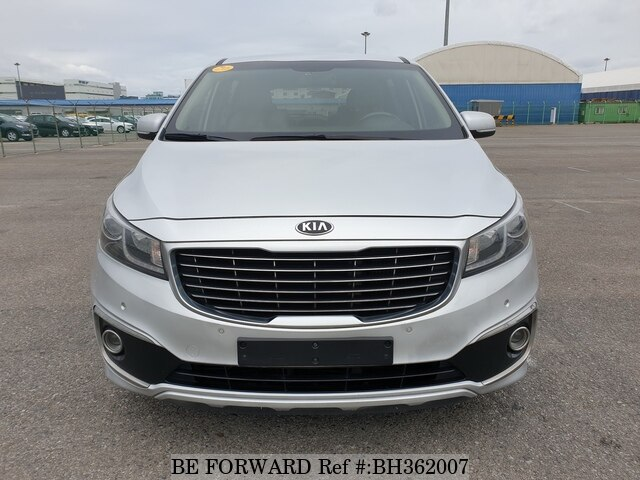 Used 2015 KIA CARNIVAL BH362007 for Sale