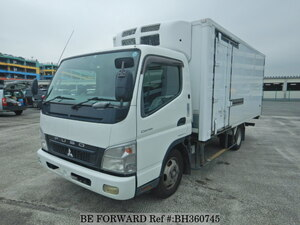 Used 2009 MITSUBISHI CANTER BH360745 for Sale