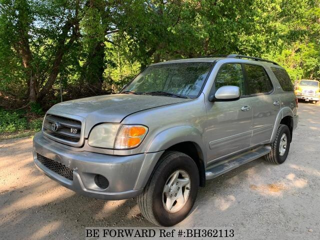 Used 2001 TOYOTA SEQUOIA BH362113 for Sale