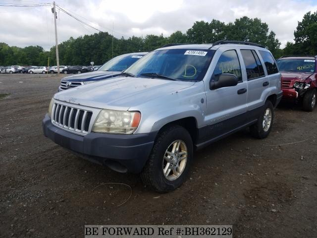 Used 2004 JEEP GRAND CHEROKEE BH362129 for Sale