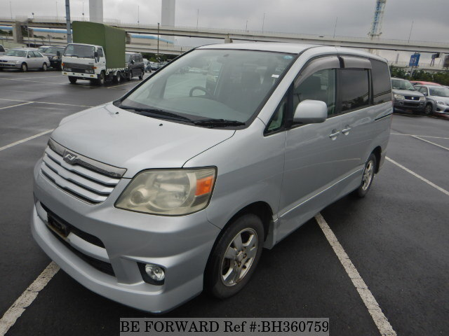 Used 2003 TOYOTA NOAH BH360759 for Sale