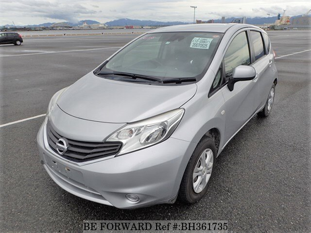 Used 2015 NISSAN NOTE BH361735 for Sale