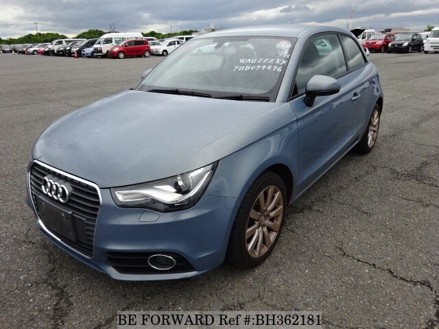 Used 2011 AUDI A1 BH362181 for Sale