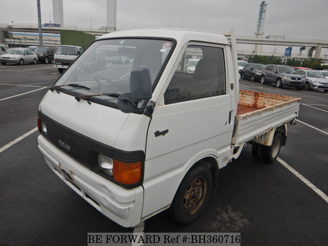 Used 1995 MAZDA BONGO TRUCK BH360716 for Sale