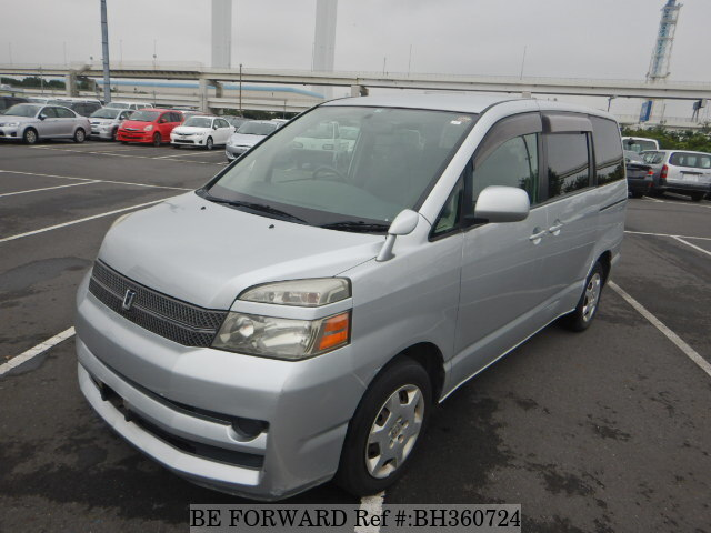 Used 2007 TOYOTA VOXY BH360724 for Sale