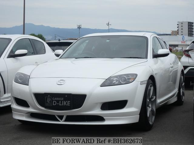 Used 2003 MAZDA RX-8 BH362673 for Sale