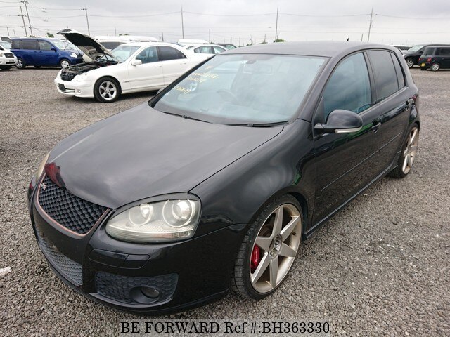 Used 2006 VOLKSWAGEN GOLF GTI BH363330 for Sale