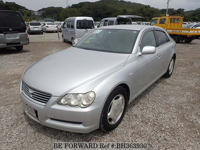 Used 2005 TOYOTA MARK X BH363930 for Sale