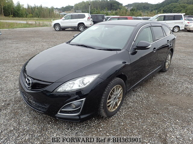 Used 2011 MAZDA ATENZA SPORT WAGON BH363901 for Sale
