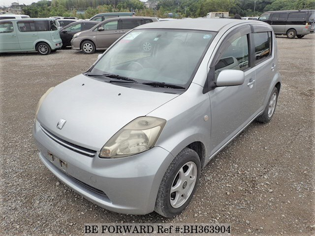 Used 2005 TOYOTA PASSO BH363904 for Sale