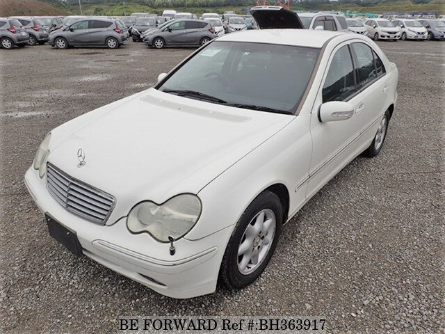 Used 2003 MERCEDES-BENZ C-CLASS BH363917 for Sale