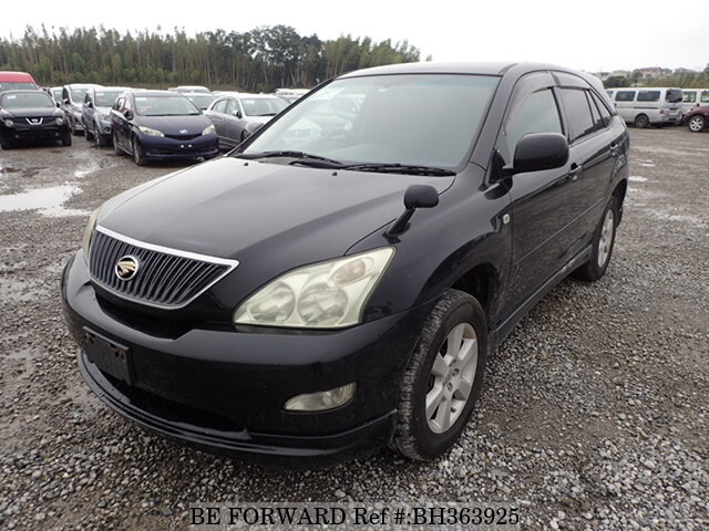 Used 2005 TOYOTA HARRIER BH363925 for Sale