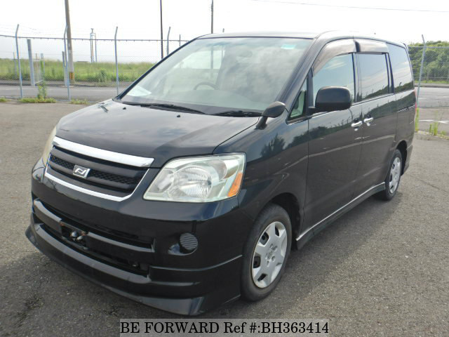 Used 2007 TOYOTA NOAH BH363414 for Sale