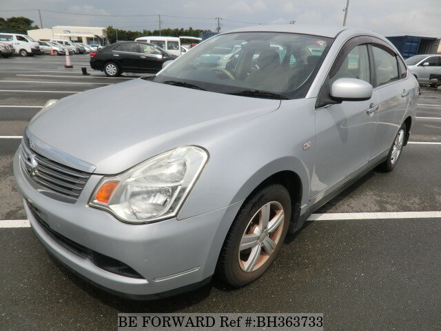 Used 2009 NISSAN BLUEBIRD SYLPHY BH363733 for Sale