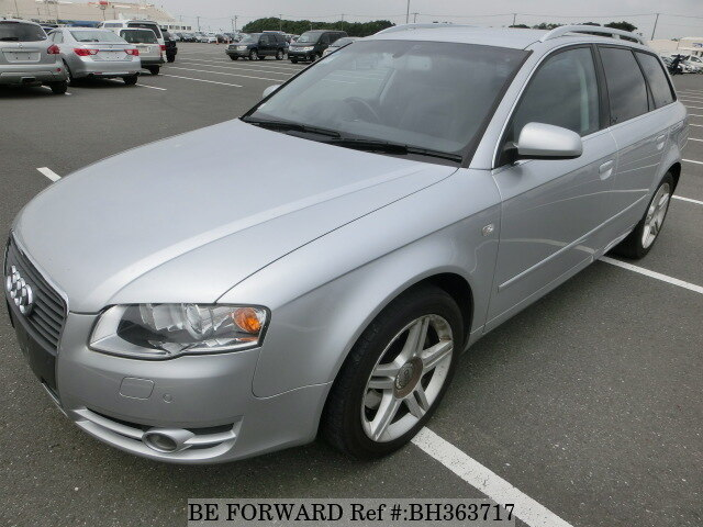 Used 2005 AUDI A4 BH363717 for Sale
