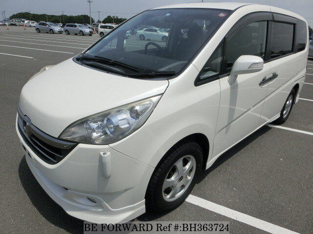 Used 2005 HONDA STEP WGN BH363724 for Sale