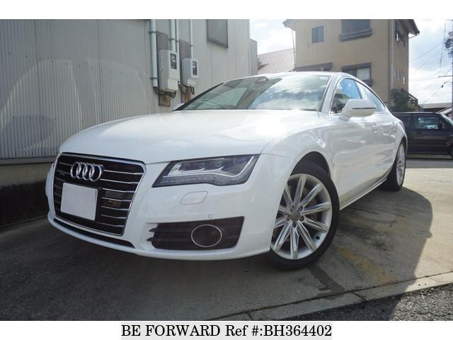 Used 2011 AUDI A7 BH364402 for Sale