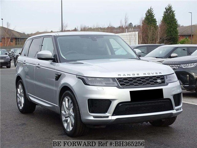 Used 2019 Land Rover Range Rover Sport 3 0 Sdv6 Hse 7 Seats For Sale Bh365256 Be Forward
