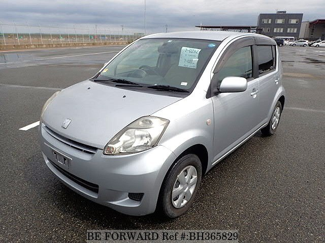 Used 2008 TOYOTA PASSO BH365829 for Sale