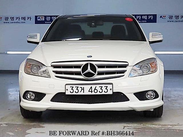 Used 2009 Mercedes Benz C Class For Sale Bh366414 Be Forward