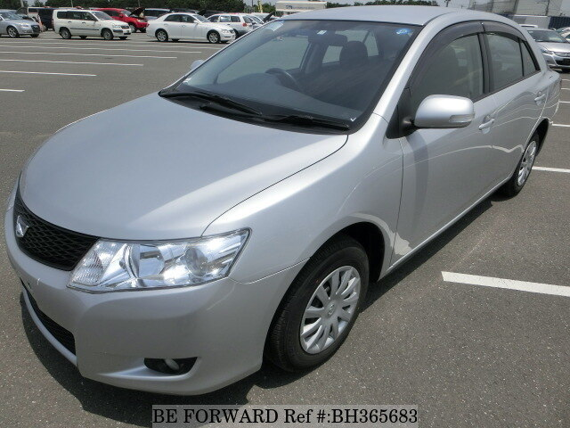 Used 2009 TOYOTA ALLION BH365683 for Sale
